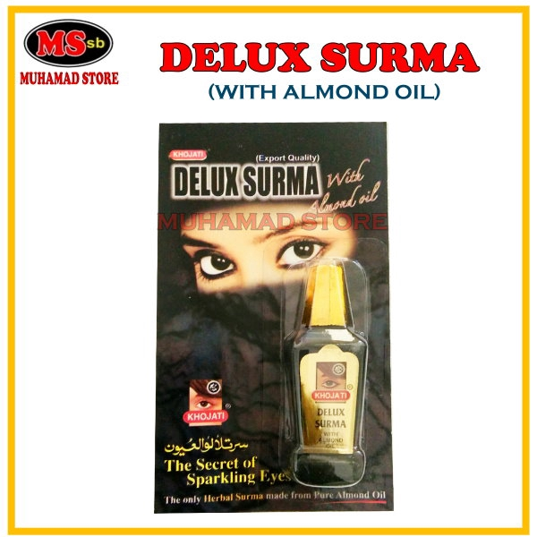 Celak Delux Surma (With Almond Oil)